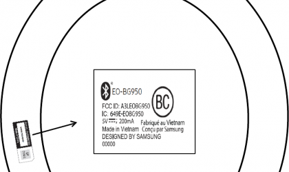Galaxy S8 Bluetooth headset reaches FCC, it's a new Samsung U Flex set