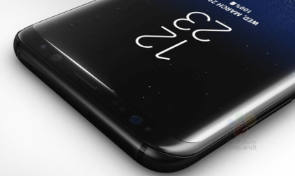 Newly leaked Press Renders show more of the Galaxy S8