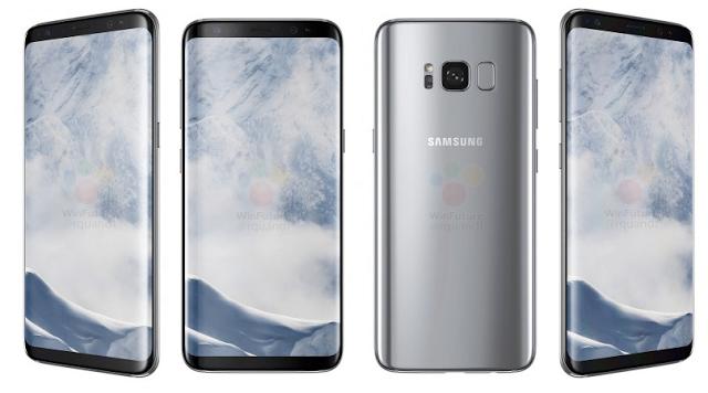 galaxy-s8-silver