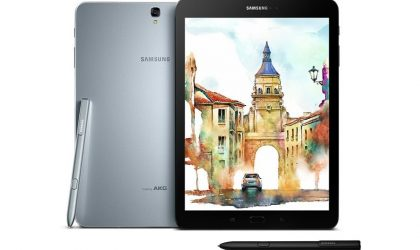 Samsung Galaxy Tab S3 retail mode app released