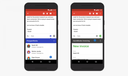 Google announces Developer preview of Gmail add-ons for G Suite