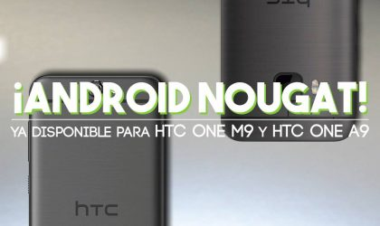 HTC One M9 and A9 Nougat update now rolling out in Mexico