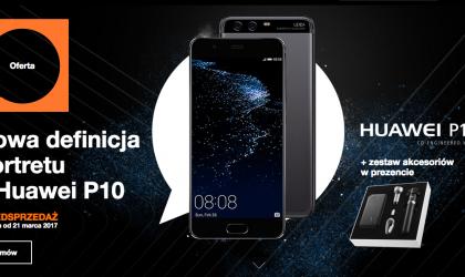 Huawei P10 pre-order begins in Poland