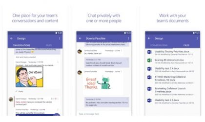 Microsoft Teams update brings immersive video calls and support through Microsoft Intune