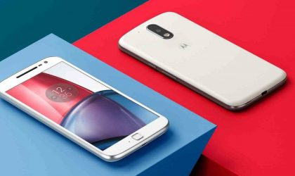 Moto G4 and G4 Plus Nougat update rolling out in the US