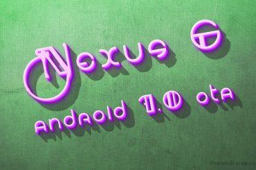 nexus 6 ota 7.0 issues and fixes