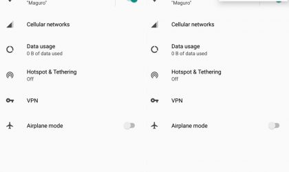Android O: How to do 'Network settings Reset'