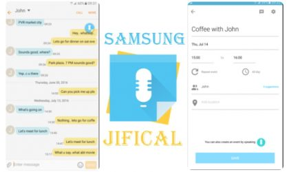 JifiCal by Samsung now supports Android N
