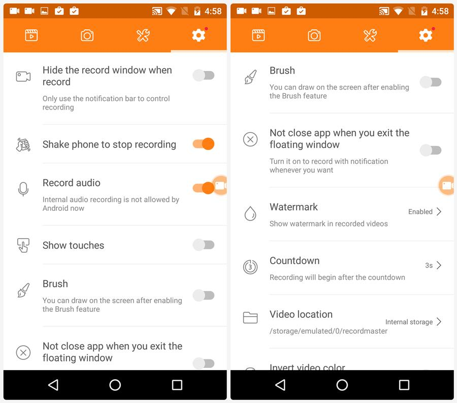 screen-recorder-settings-android
