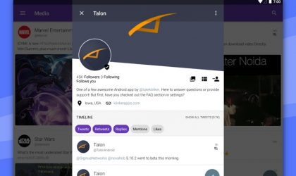 Talon for Twitter v6.0 update brings new layouts and exciting new features