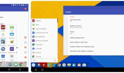 Taskbar now lets you launch apps in Freeform mode from anywhere while restricting games to full-screen