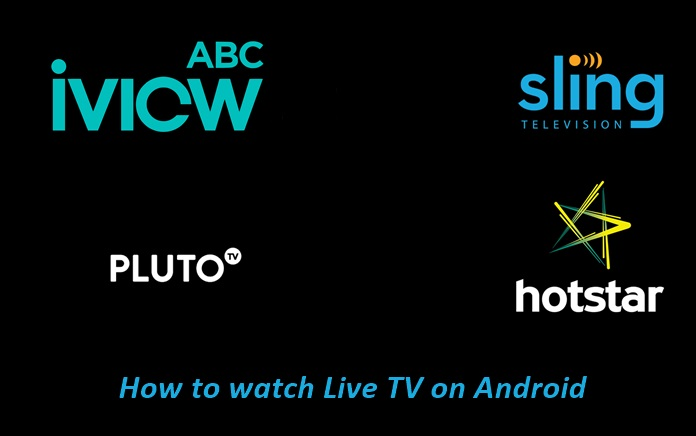 Android Apps to help you watch TV shows on Android