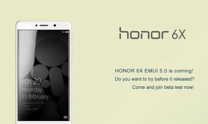 Huawei begins Honor 6X Nougat update beta program in USA