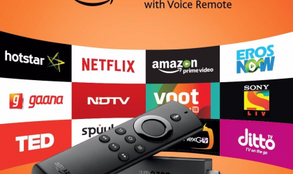 Amazon Fire TV Stick with Alexa Voice Remote introduced in India at Rs 3,999