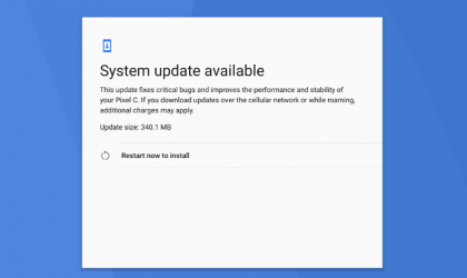 Google starts rolling out final Android 7.1.2 update