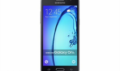 Galaxy On5 to get 64GB variant with lowered down specs in SM-G5528