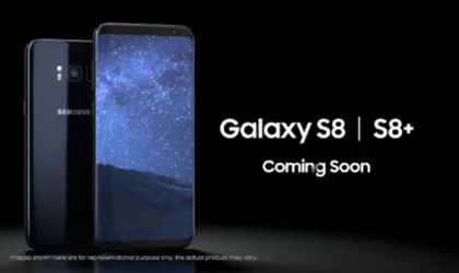 Samsung confirms April 19 release date for Galaxy S8 and S8+ in India