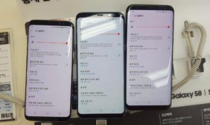 Samsung rules out Galaxy S8 red tint display defect
