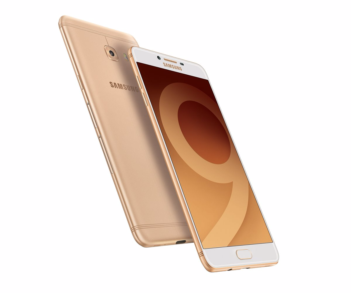 galaxy c9 pro to get 128gb variant soon as sm c9008 the