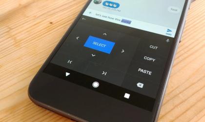 Gboard virtual keyboard app update makes it easier to edit text