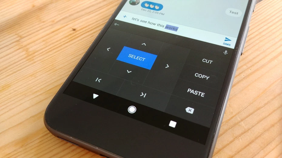 New Gboard update comes with new languages and text-editing tools