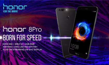 Honor 8 Pro launched in Euorpe at a base price of €549