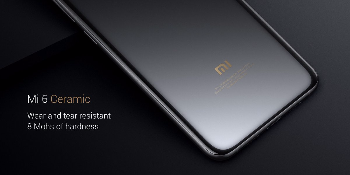 Xiaomi Mi6 Ceramic price and images – The Android Soul