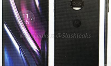 Images of Motorola Moto Z2 and Z2 Force leak out, hardly believable though!