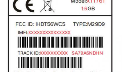 Moto C specs revealed via FCC listing
