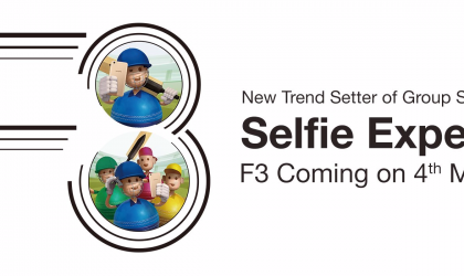 Oppo F3 launching in India on May 4