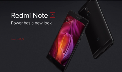 Xiaomi Redmi Note 4 next pre-orders to begin on April 28