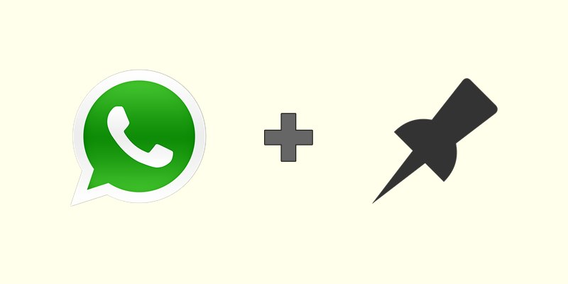 latest whatsapp update brings chat pinning feature