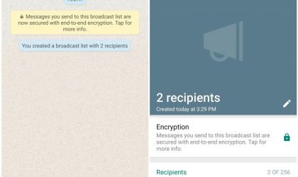 What is WhatsApp broadcast and how to use it?