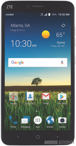 ZTE to launch Blade X Max with 6-inch display via Cricket Wireless