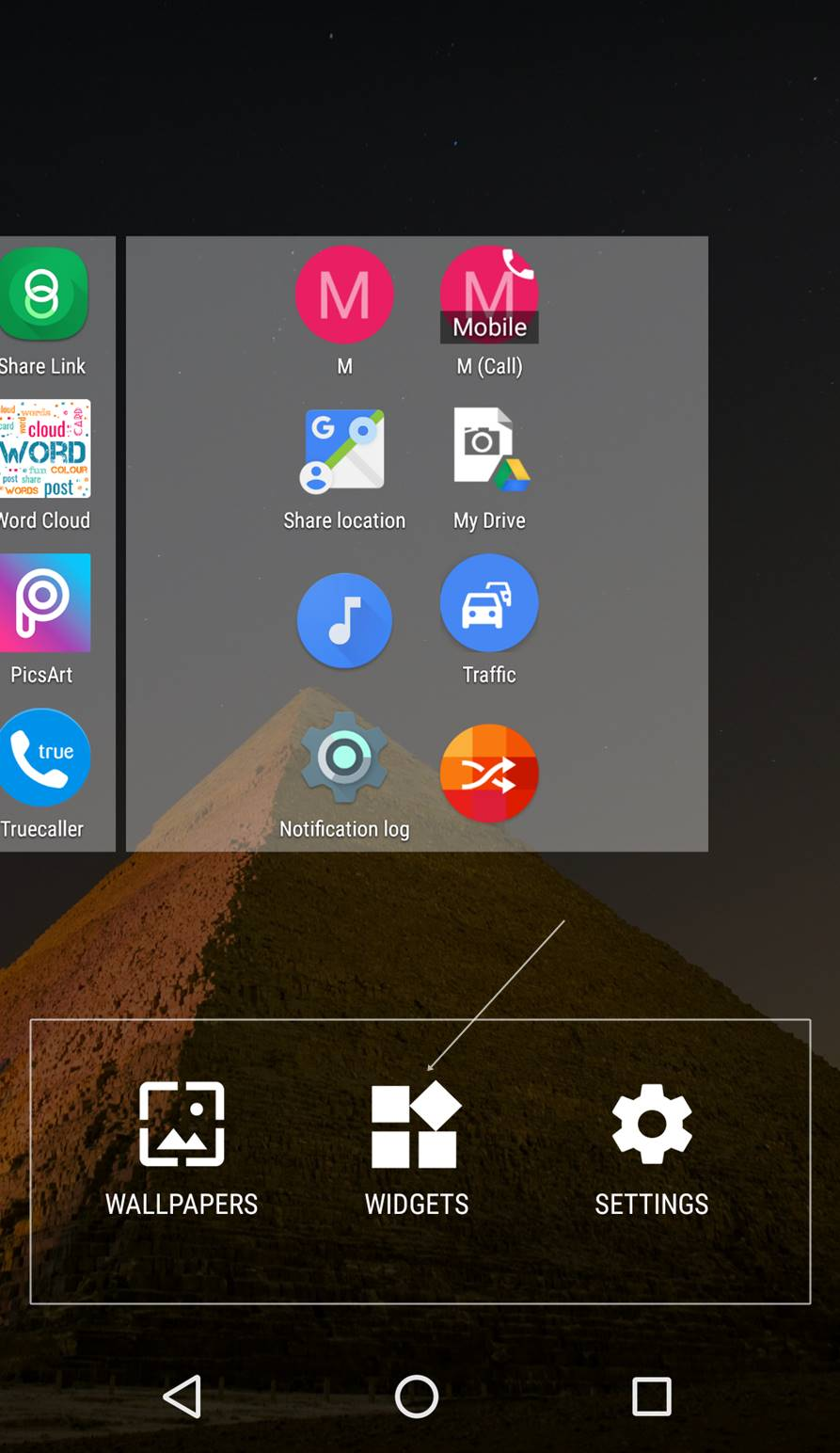 android-widgets-how-to-add