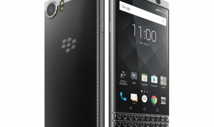 BlackBerry KEYone now available for purchase through Vodafone UK