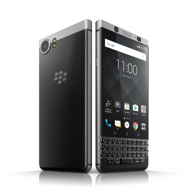 TCL Announces BlackBerry KEYone Android Smartphone Availability
