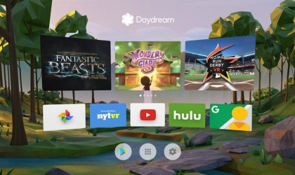 Daydream app update now shows controller battery on your VR and brings an option to turn off notifications