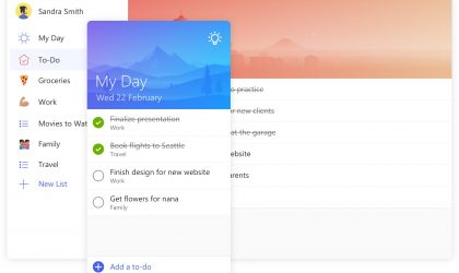 Microsoft To-Do app launched on Play Store