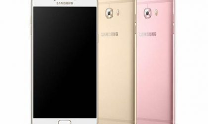 Samsung Galaxy C9 Pro gets April security update with build C900FDDU1AQC5
