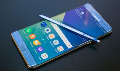Refurbished Galaxy Note 7 confirmed by Samsung, could be named either 'Galaxy Note R' or 'Galaxy Note 7R'