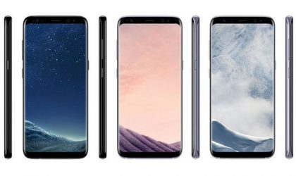 Galaxy S8 gets 550,000 pre-orders in 2 days in Korea