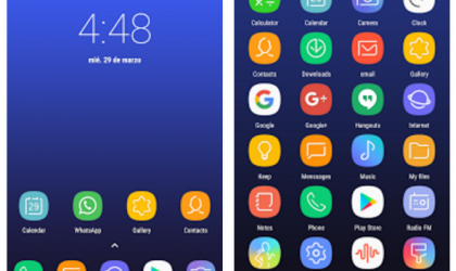 Download Galaxy S8 icon pack