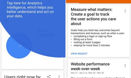 Google Analytics update makes automatic insights easily accessible