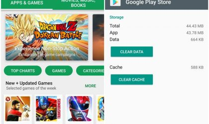 Google Play Store showing blank white screen? Here's how to fix it