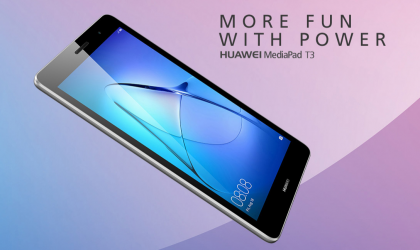 Huawei MediaPad T3 and MediaPad M3 Lite launched in Poland