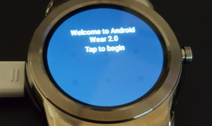 LG G Watch R and Watch Urbane get Android Wear 2.0 update
