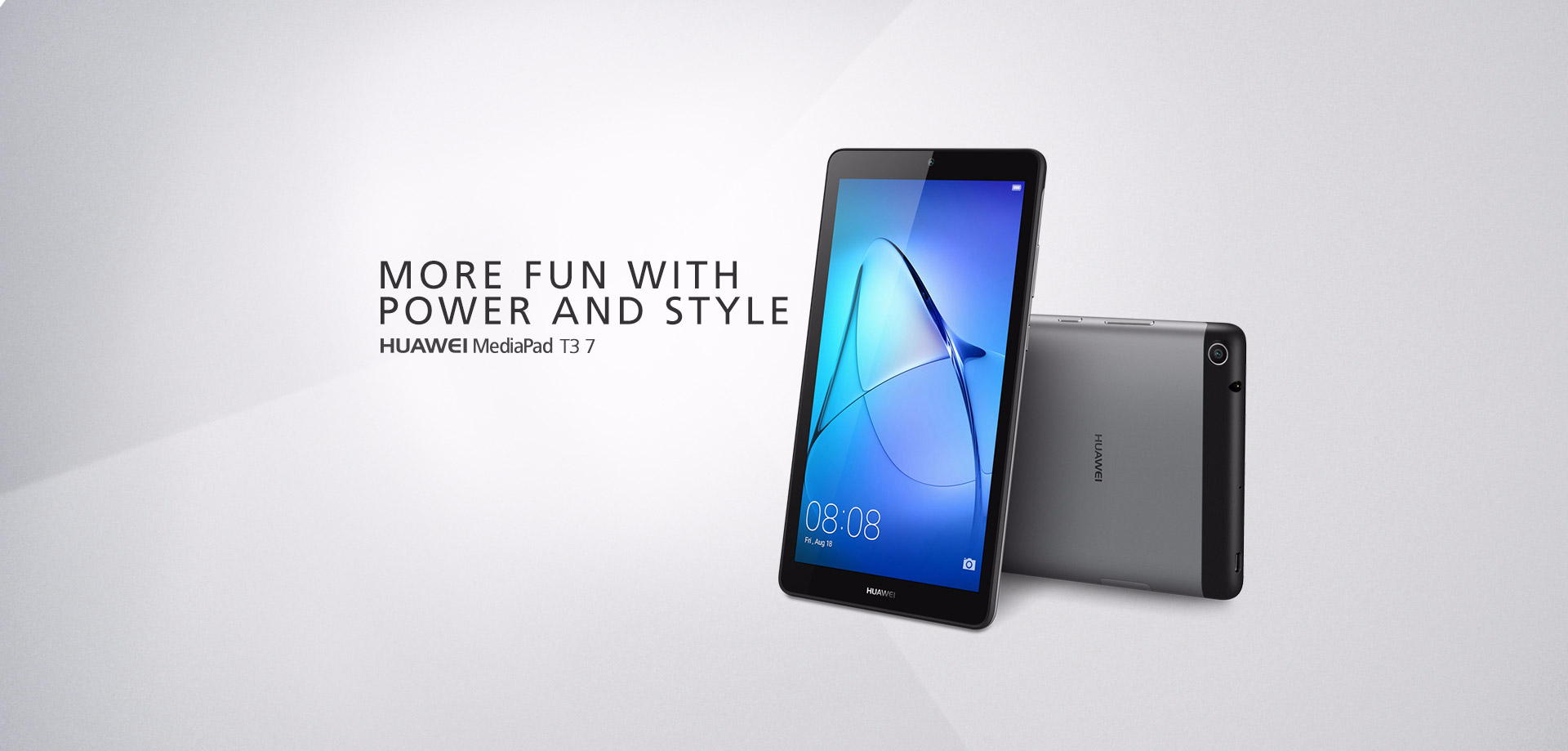 Huawei MediaPad T3 Android Tablet Launched With Entry