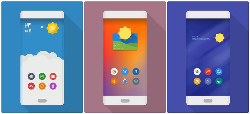 46 Best Icon packs: Round, Square, Minimal, Transparent, Light, Dark