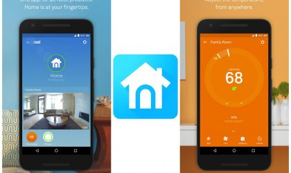 Nest app now supports Google Smart Lock